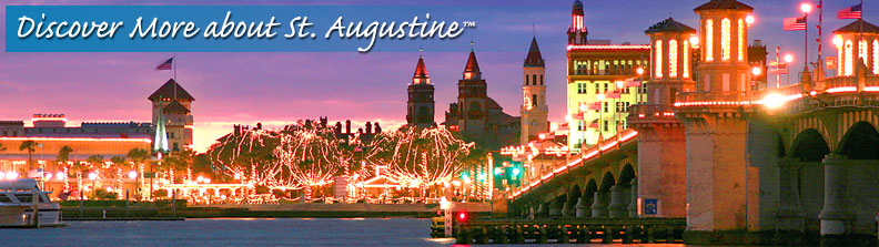 St. Augustine's Nights of Lights Celebration
