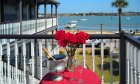 Bayfront Marin House Inn waterfront bed and breakfast in Saint Augustine, Florida.