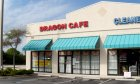 Dragon Cafe in the Winn Dixie Plaza on A1A South in St. Augustine Beach.
