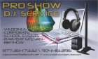 Pro Show DJ offers professional disc jockeys in St. Augustine, Florida.