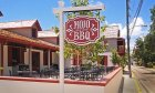 Mojo Old City BBQ is located on Cordova Street in historic downtown St. Augustine.