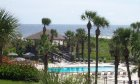 Ocean front resort offered with Resort Rentals in Saint Augustine, Florida.