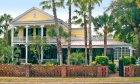 Raintree Restaurant is located in historic St. Augustine, Florida.