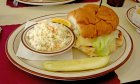 Enjoy a delicious sandwich at Theo's Restaurant St. Augustine, Florida.