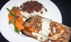 Come by A1A for their Plank Fish entree.