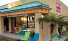 Coco Mango Frozen Yogurt is located off A1A South at beautiful Saint Augustine Beach.