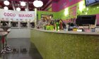 Coco Mango offers a wide variety of flavors of frozen yogurt!