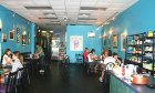 Manatee Cafe offers a casual dining experience.
