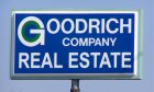 Goodrich Company sign just near Crescent Beach, in Saint Augustine, Florida.