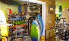 Island Life offers many different sports equipment, including skateboards and their accessories.