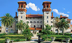The Wedding Authority is located in the historic Lightner Museum building in romantic downtown St. Augustine, Florida