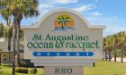 Easy access to Ocean & Racquet Resort off of A1A Beach Blvd. in St. Augustine.