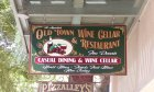 Old Town Wine Cellar and Restaurant offers a calm atmosphere!