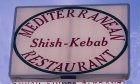 Mediterranean Shish-Kebab Restaurant located on US 1 South.