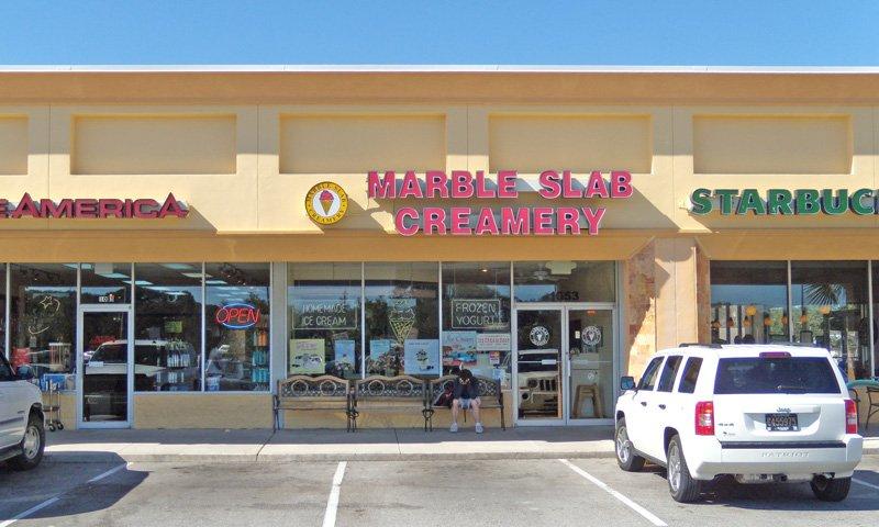 Marble Slab Creamery | Visit St. Augustine