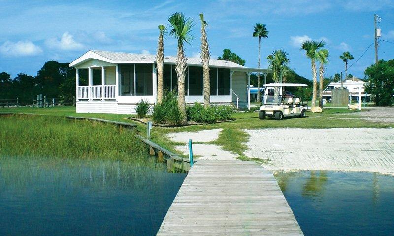 Ocean Grove Rv Resort Visit St Augustine