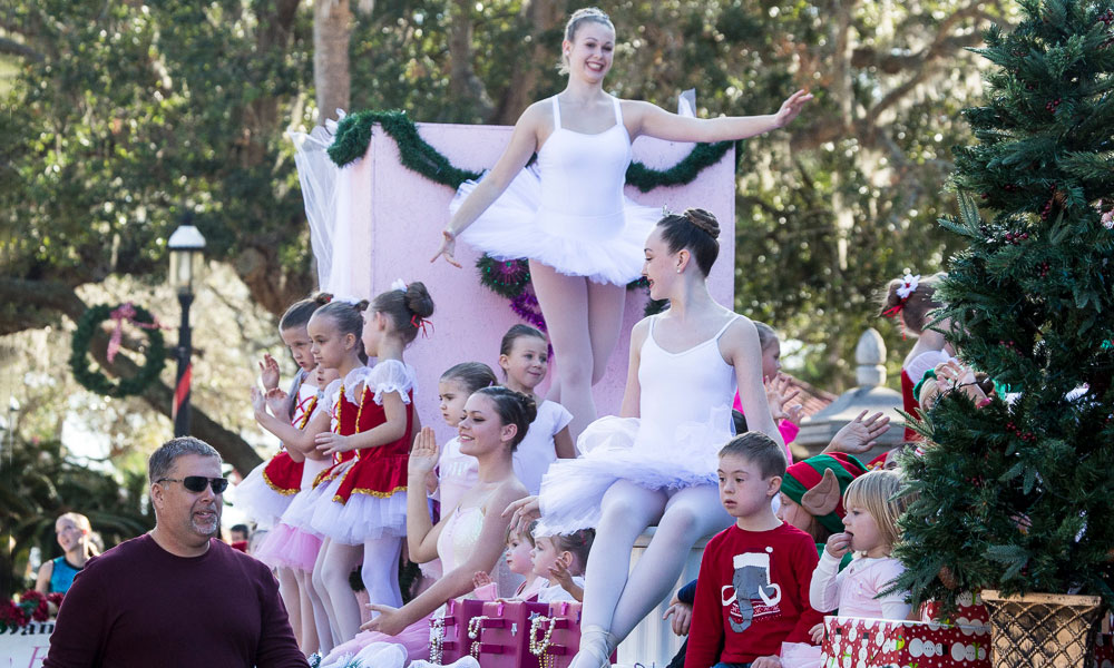 2020 St Augustine Christmas Parade Route Christmas Parade 2019   Visit St. Augustine