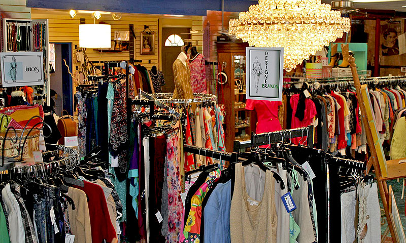 Established in 1975, Peacock Boutique is perhaps one of Calgary's oldest consignment shops. But with new inventory daily, nothing about their style is old