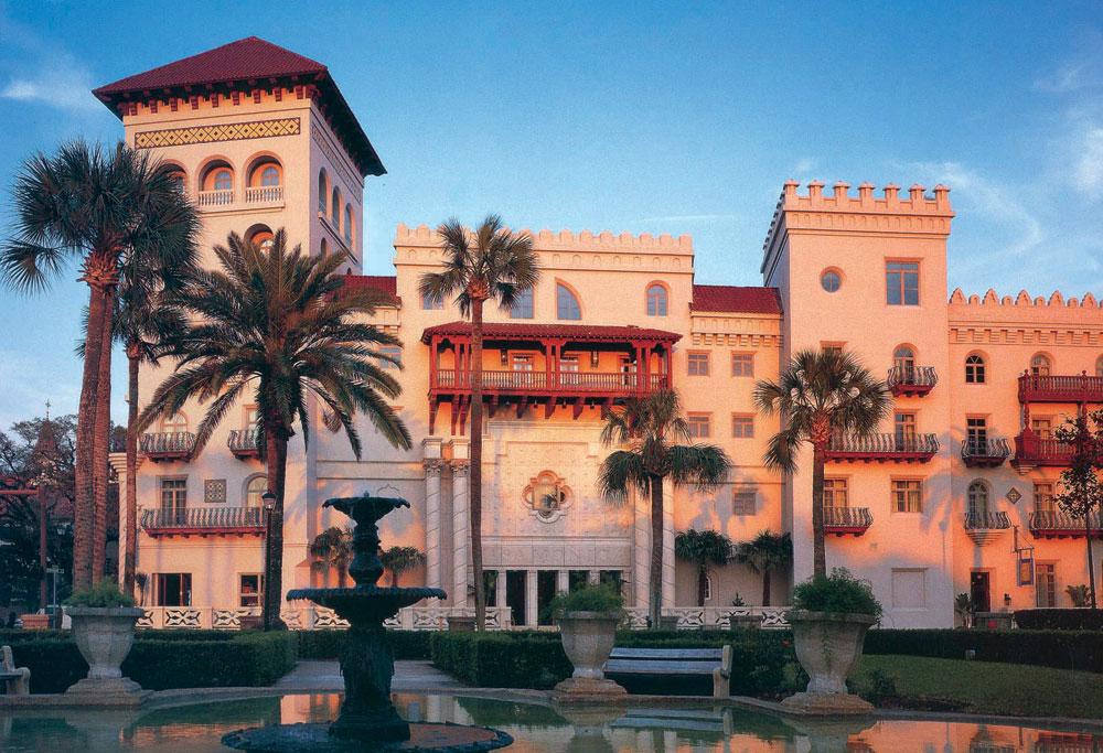 Fancy Restaurants In St Augustine Florida