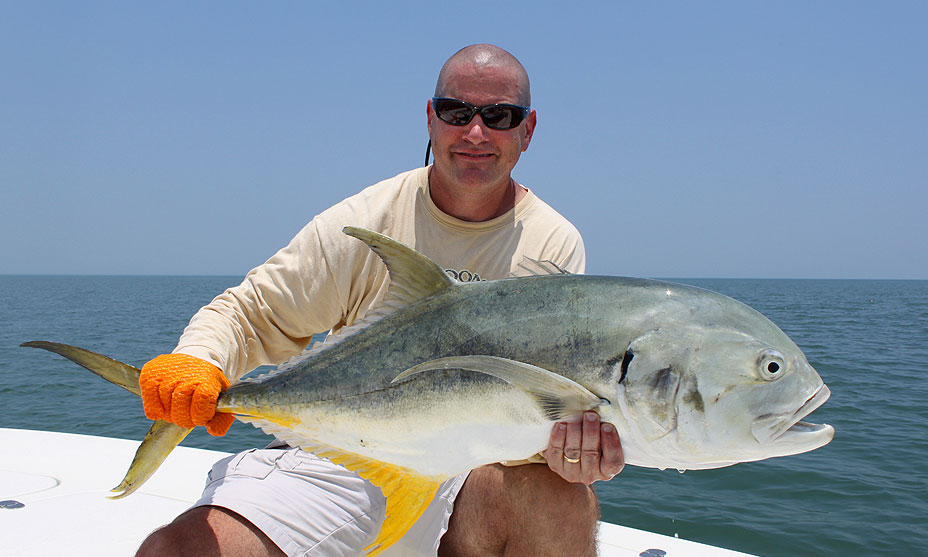 Saltwater freshwater fishing in st augustine fl for What is a jack fish