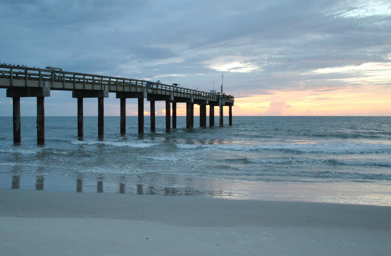 St Augustine Beach Pier Hours