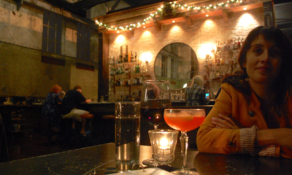 Restaurant At The Distillery In St Augustine