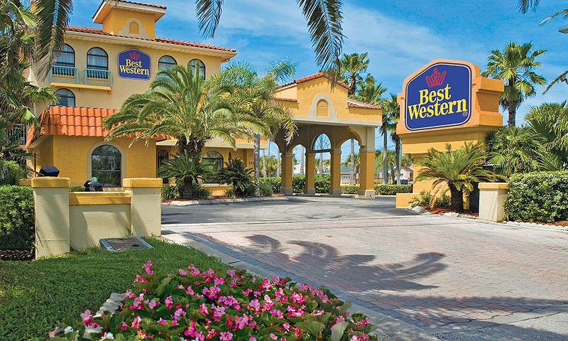 Best Western St Augustine Beach Inn