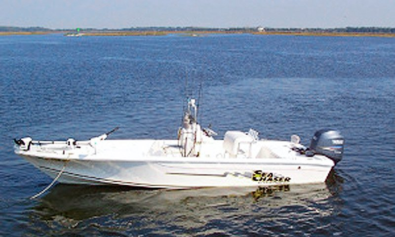 Brian walker fishing charters st augustine fl for St augustine fishing