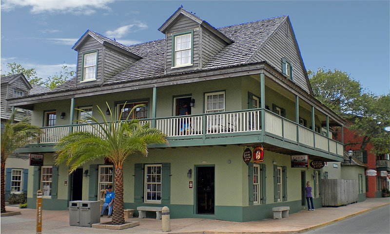 Bed And Breakfast St Augustine Fl Reviews