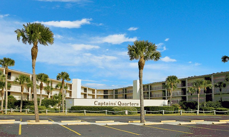 Captains Quarters Condominiums Visit St Augustine