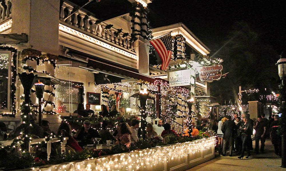St Augustine Inns At Christmas