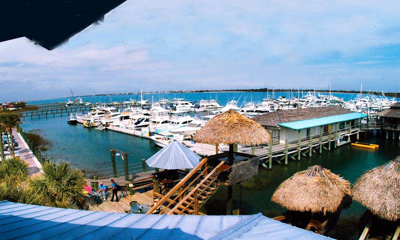 Conch House Restaurant Visit St Augustine