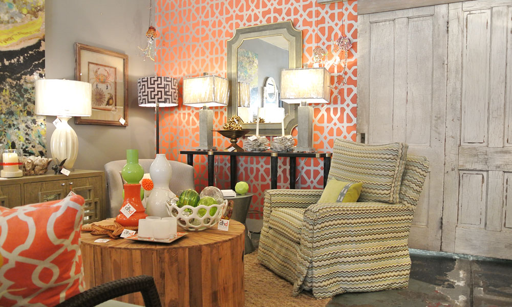 Ordinaire There Are Several Furniture And Interior Design Stores In Uptown St.  Augustine, Including DHD Home Shown Here.