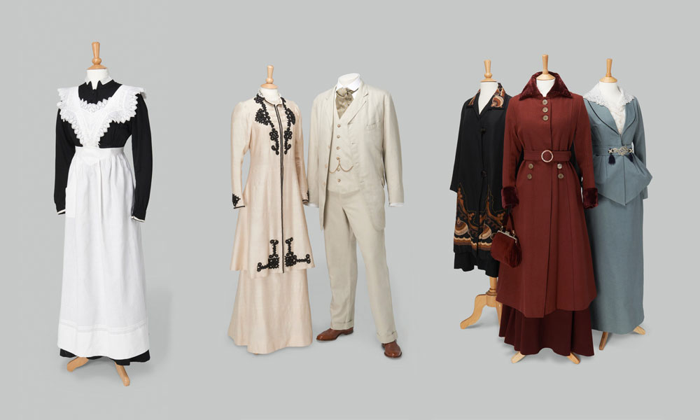 The splendor of Downton Abbey will grace the Ballroom at the Lightner Museum during the  Dressing Downton Exhibition  which will be on display in the ... & Dressing Downton Exhibition | Visit St Augustine