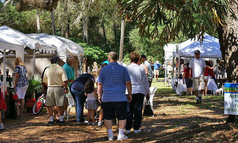 Celebrating Earth Day at Washington Oaks Gardens State Park. & Earth Day Celebration 2018   Visit St. Augustine