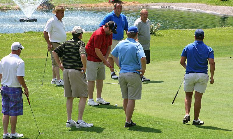 Manitoba amateur golf results