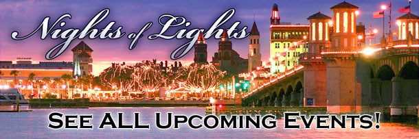 Nights of Lights -- See ALL Upcoming Events!