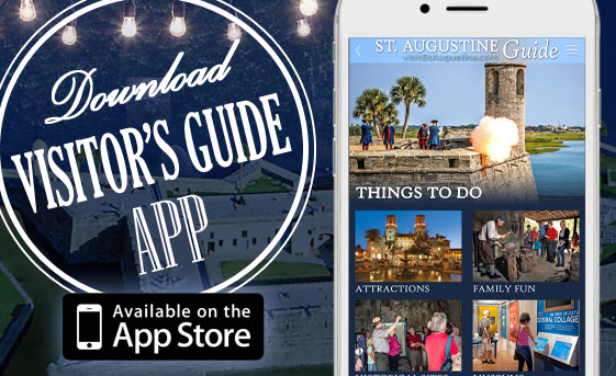 Download our Visitor's Guide APP