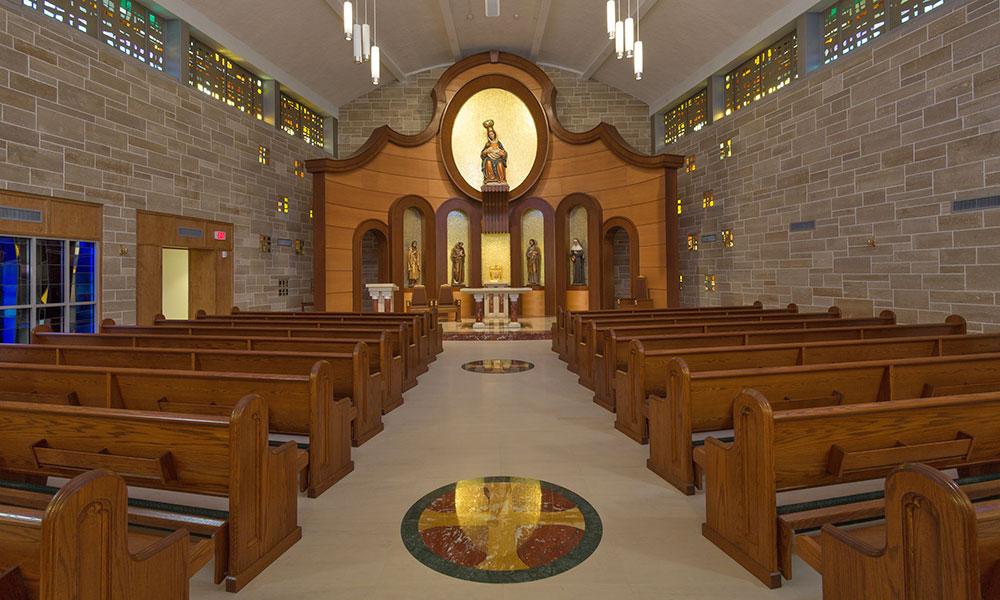 Dedication Of Shrine Of Our Lady Of La Leche Visit St