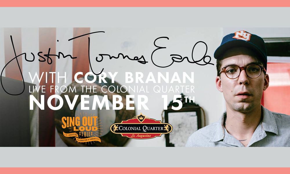 Justin Earle Townes Tour