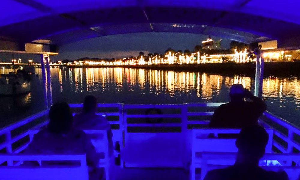 Native Sun Boat Tours Nights Of Lights Tours 2018 19