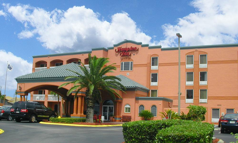 Hampton Inn St. Augustine Historic District Hotel