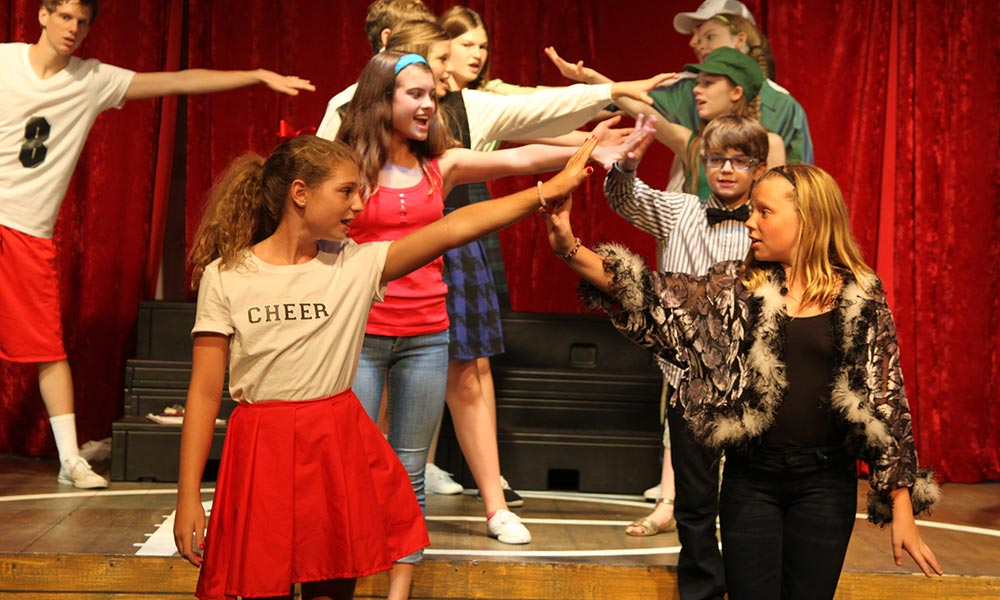 limelight theatre high school musical visit st augustine