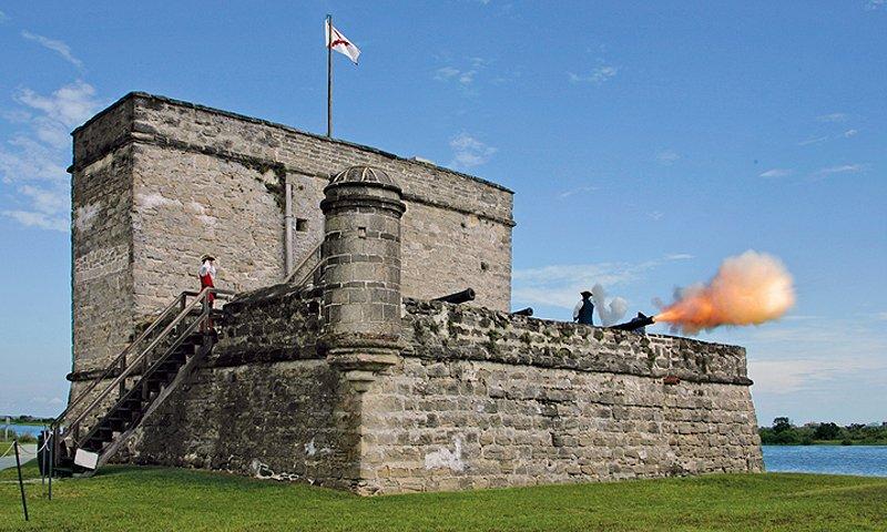 Fort Matanzas St Augustine Fl