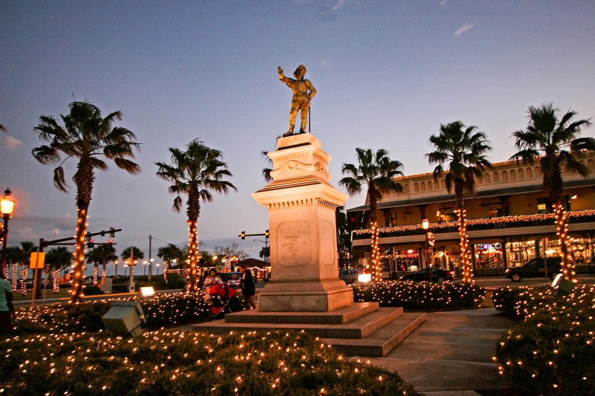 St. Augustine Nights of Lights | 2020 - 2021
