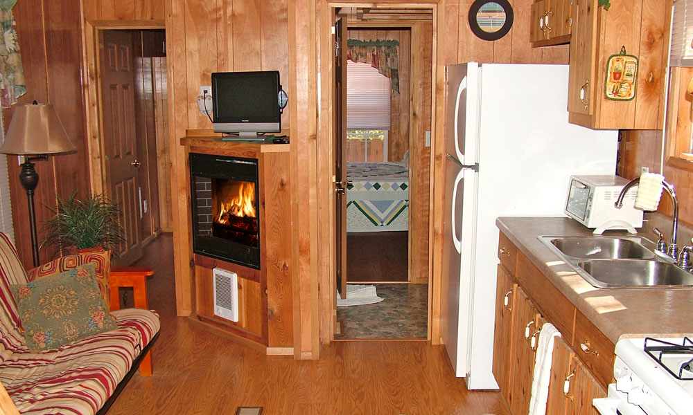 North Beach Camp Resort (RV, Cabins, Tents)