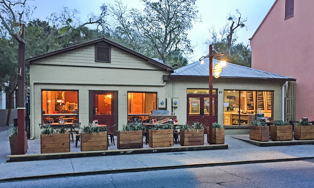 Maple Street Biscuit Company Visit St Augustine