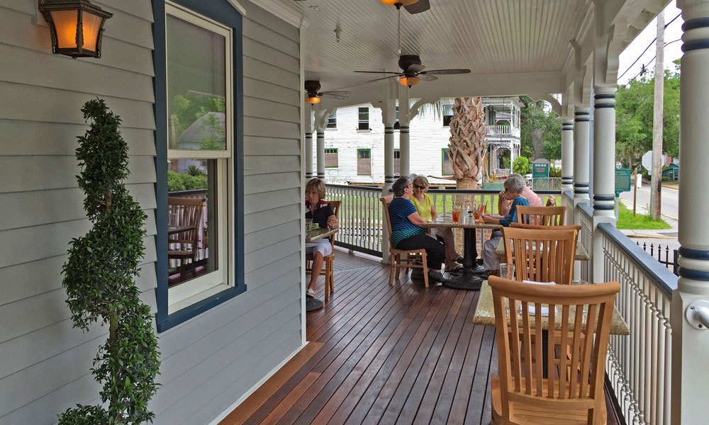 Preserved Restaurant Visit St Augustine