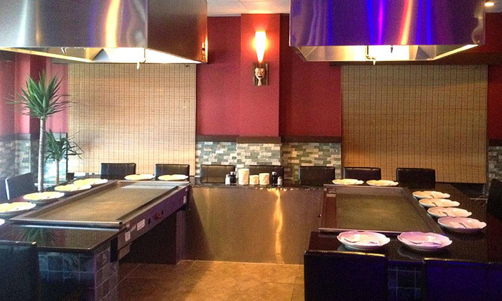 Sakada Visit St Augustine - Hibachi table restaurant