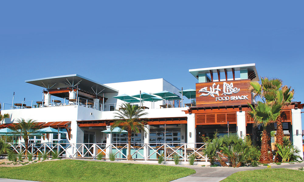 The Salt Life Food Shack In St Augustine Beach Offers Fantastic Seafood Great Ocean